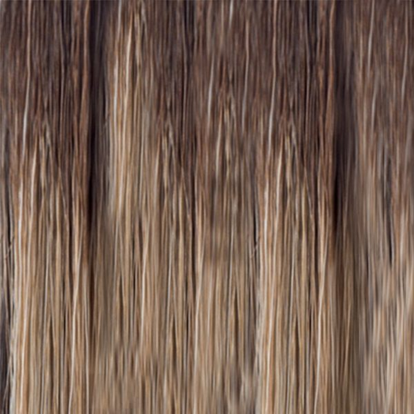 Ivy wig Noriko Rene of Paris - image chocolate-frost-rooted on https://purewigs.com