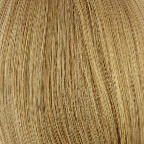 Ashley Small Human Hair Children's Wig, Dimples Bronze Collection - image Almond-Caramel-Spice-12-14-22 on https://purewigs.com