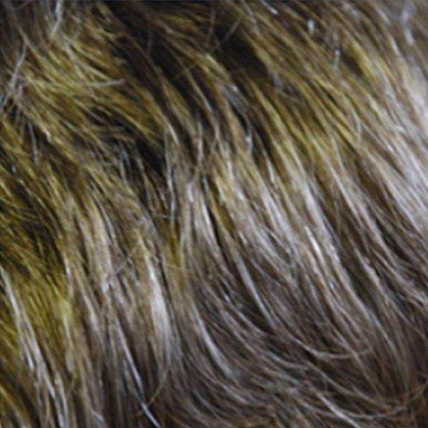 Clipion Mono Hair Enhancer, Dimples Rose Collection - image Autumn-Grey-38 on https://purewigs.com