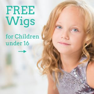 Free Childrens Wigs from Purewigs