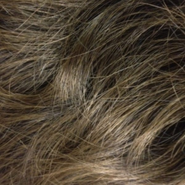 Clipion Mono Hair Enhancer, Dimples Rose Collection - image Medium-Brown-8 on https://purewigs.com