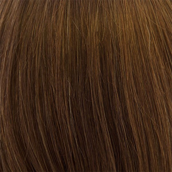 Lacey Human Hair Enhancer, Dimples Bronze Collection - image Roasted-Ginger-4-30-31 on https://purewigs.com