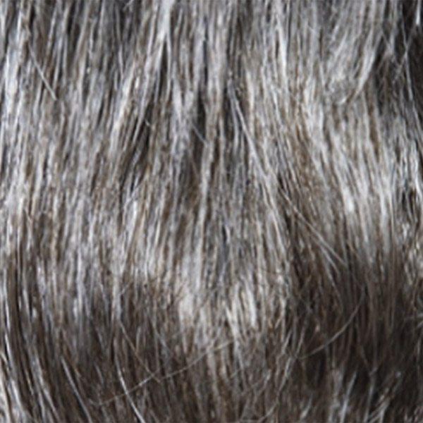 Clipion Mono Hair Enhancer, Dimples Rose Collection - image Smoke-grey-47 on https://purewigs.com