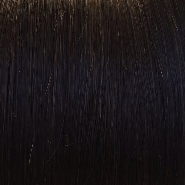 Lacey Human Hair Enhancer, Dimples Bronze Collection - image dark-chocolate on https://purewigs.com