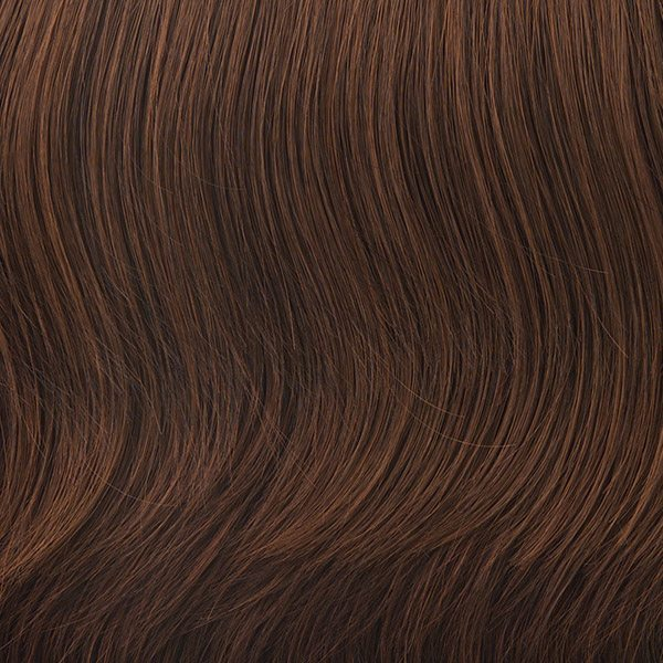 Pizzazz Wig Natural Image - image G30-Paprika-Mist on https://purewigs.com