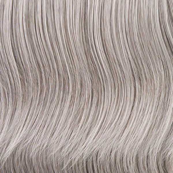 Precious Wig Natural Image - image G56-Sugared-Silver on https://purewigs.com